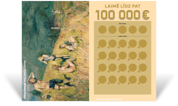 Simtgades Loterijas Biļete