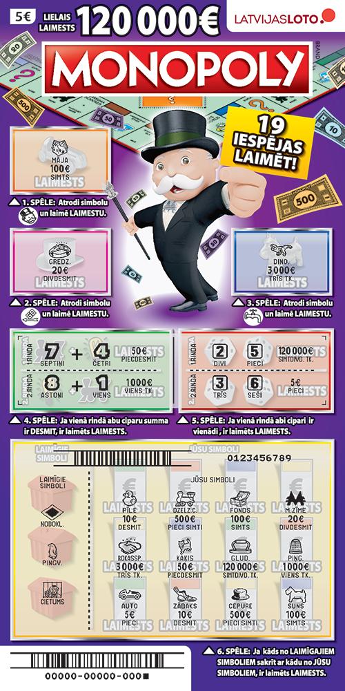 Momentloterija-Monopoly