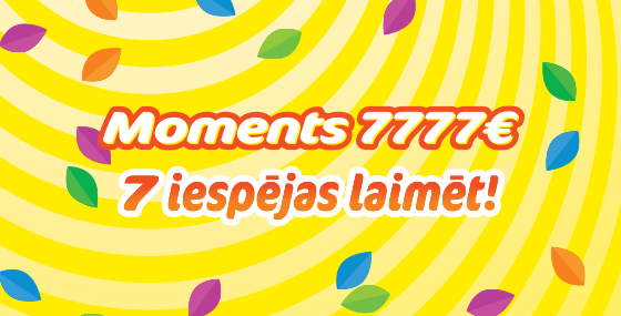 Moments 7777