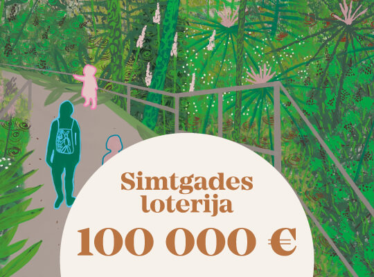 Simtgades loterija