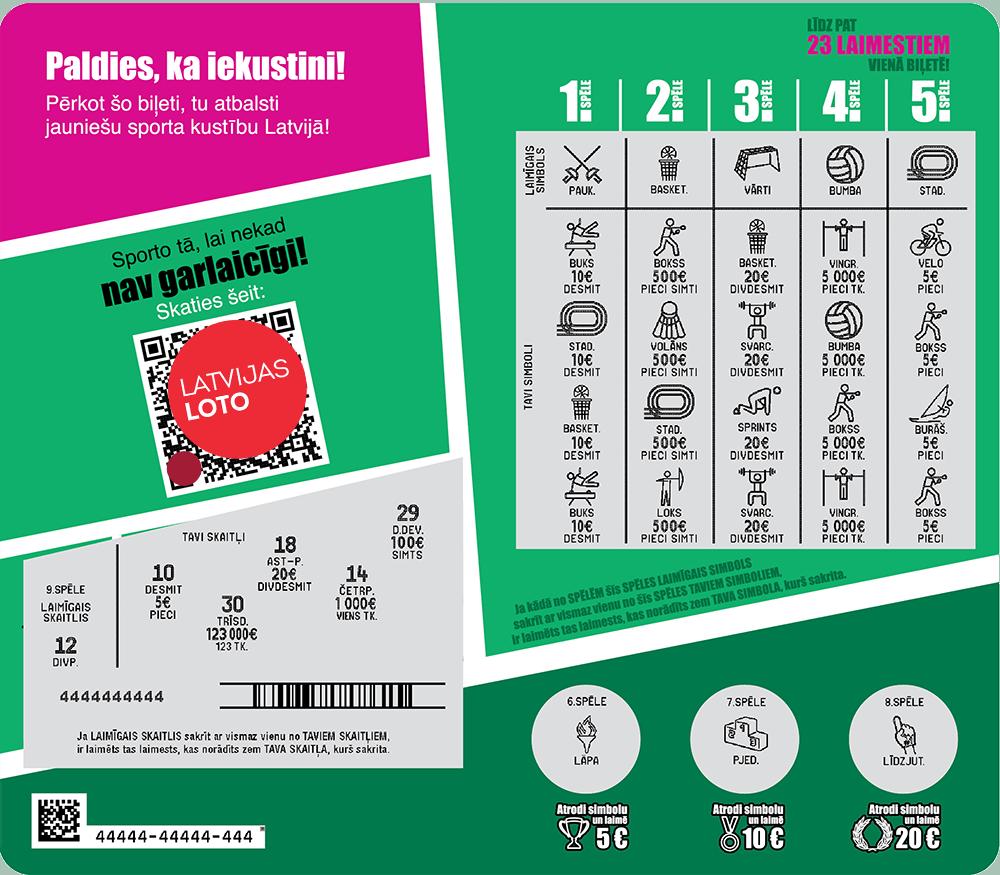 Sporta Loterija
