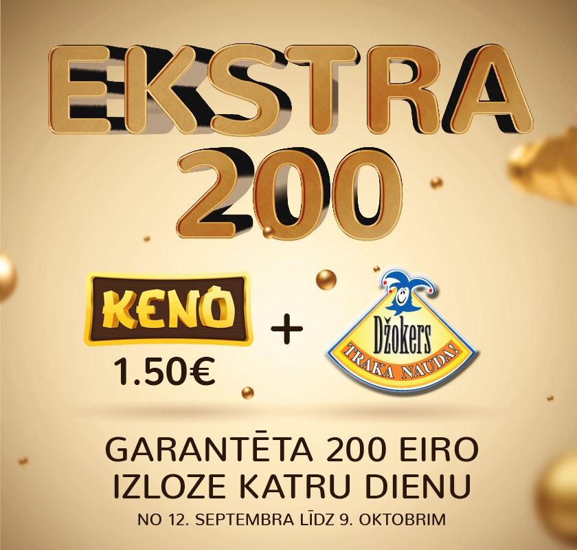 Keno Ekstra